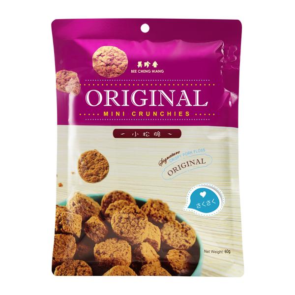 Original Mini Crunchies 60g