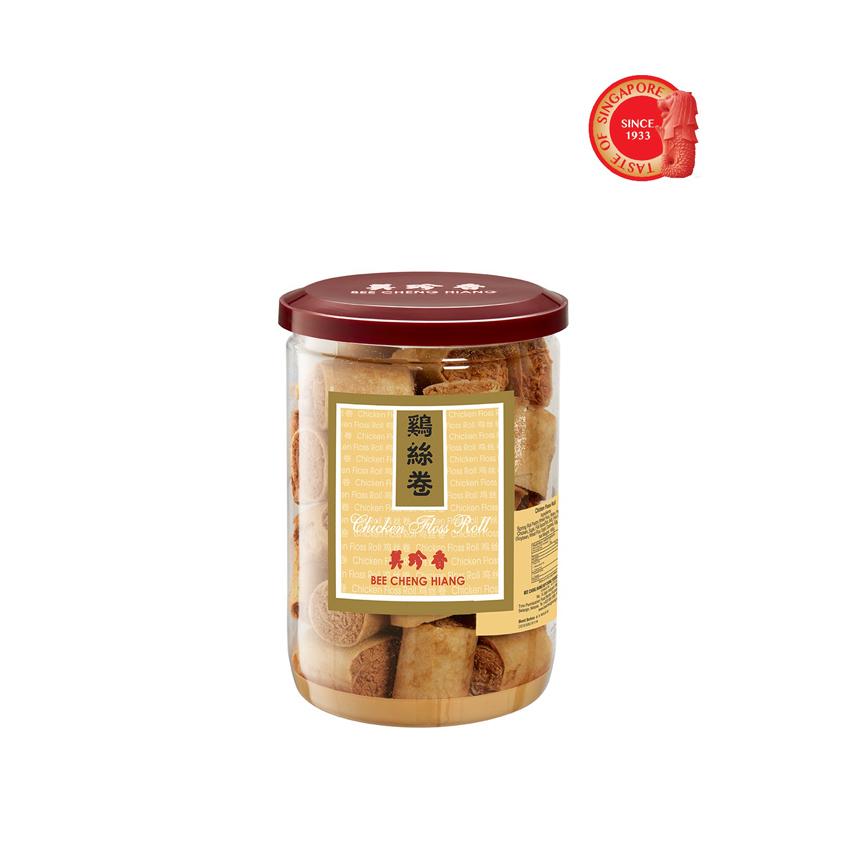 Chà bông gà cuộn 165g